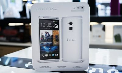 HTC One Max giảm giá mạnh, chỉ còn 13 triệu đồng
