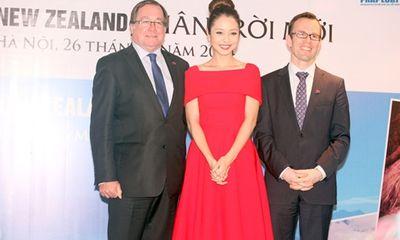 Hoa hậu Jennifer Phạm trở thành đại diện du lịch New Zealand