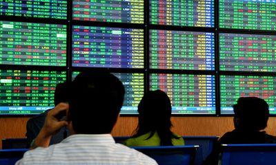 Thị trường chứng khoán phản ứng trái chiều trước gói 50.000 tỷ