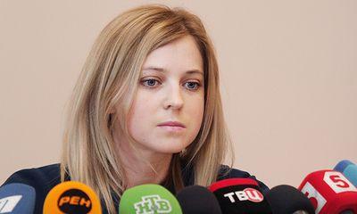 Ukraine truy nã bộ trưởng Crimea đẹp hơn bà Tymoshenko