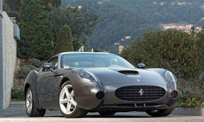 Cận cảnh siêu xe cực hiếm Ferrari 575 GTZ