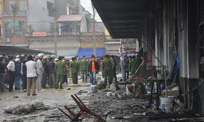 Khẩn trương xây chợ tạm cho tiểu thương chợ phố Hiến