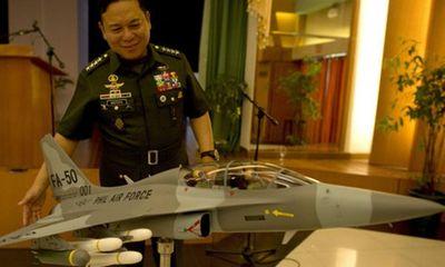 Philippines mua 20 chiến đấu cơ bảo vệ Biển Đông