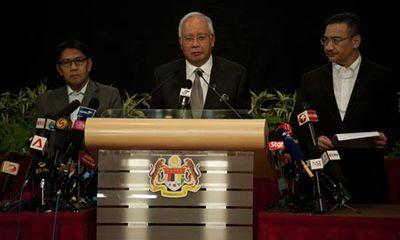 Bất ổn chính trị Malaysia cản trở việc tìm kiếm MH370