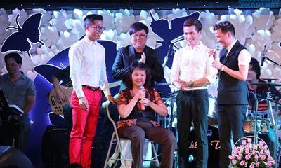 Nghệ sỹ Hoàng Lan nhận được 300 triệu đồng sau đêm nhạc từ thiện