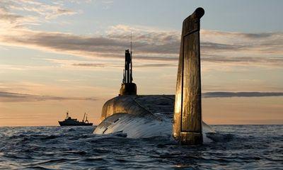 Tàu ngầm lớp Borey: Vũ khí hiện đại nhất của Nga