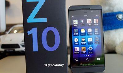 BlackBerry Z10 hạ giá