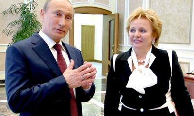 Tổng thống Putin đã chính thức ly hôn