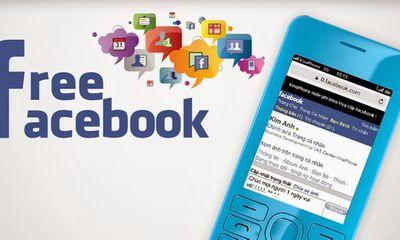 Truy cập Facebook miễn phí với VinaPhone