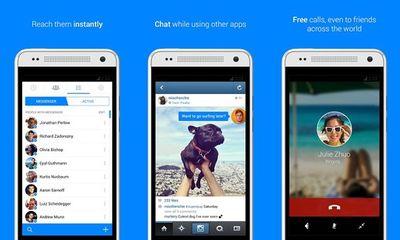 Facebook Messenger 4.0: Cho phép gọi miễn phí qua Wi-Fi