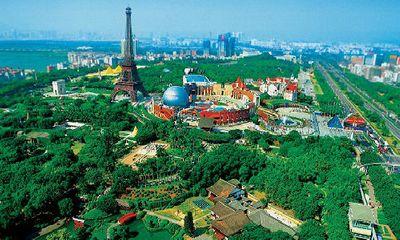 """10 điểm du lịch """"đắt khách"""" nhất Trung Quốc"""