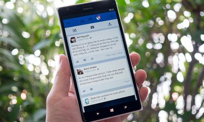 6 thủ thuật với ứng dụng Facebook trên Windows Phone