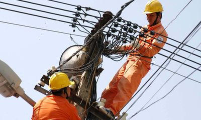 Bộ Công thương khẳng định chưa tăng giá điện