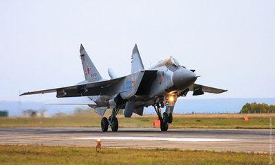 """Nga đưa chiến đấu cơ """"khủng"""" MiG-31BM đến miền Tây"""