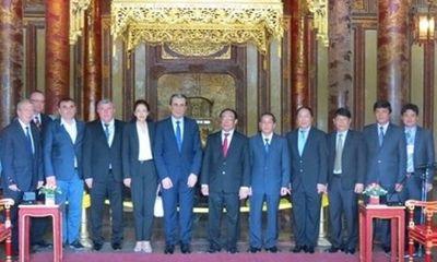 Thủ tướng Bulgaria kết thúc chuyến thăm Việt Nam tại Huế