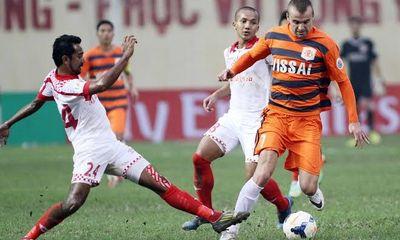 Cầu thủ Ninh Bình nhận 800 triệu VNĐ để bán độ