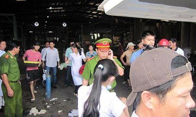 Ngạt khí mêtan 2 công nhân chết thảm, 4 người nguy kịch