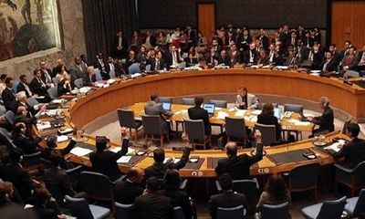 Hội đồng Bảo an Liên Hợp Quốc họp khẩn về Ukraina