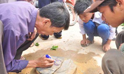 Bí ẩn vùng đất thiêng Trà Bát: Cụ rùa đá tái xuất sau gần 500 năm