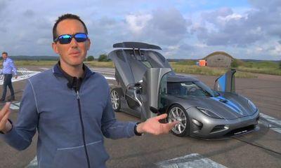 Điều gì xảy ra khi Koenigsegg Agera R so găng cùng Ford Focus?