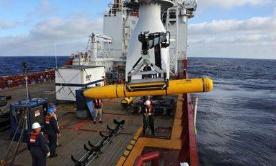 MH370 mất tích: Biển quá sâu đối với tàu lặn Bluefin-21