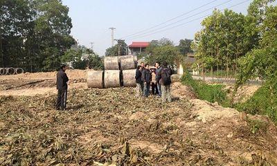 """Thái Nguyên: Dự án """"ma"""" qua mặt chính quyền?"""