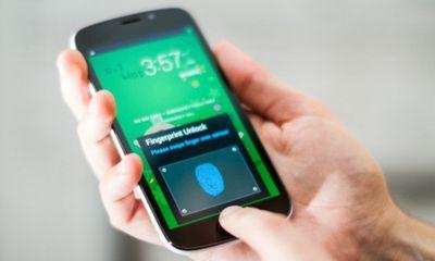 Bảo mật vân tay của Galaxy S5 đã bị qua mặt
