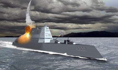 """Báo Trung Quốc """"chê"""" tàu chiến hiện đại nhất của Mỹ"""