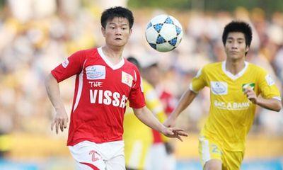 5 bàn thắng để đời trong sự nghiệp của Văn Quyến