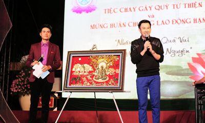 Dương Triệu Vũ, Phương Thanh, Trang Trần tích cực làm từ thiện