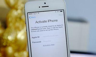iPhone bị khóa iCloud: