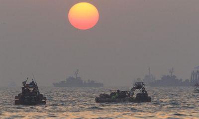 Toàn cảnh thảm họa chìm phà Sewol ở Hàn Quốc