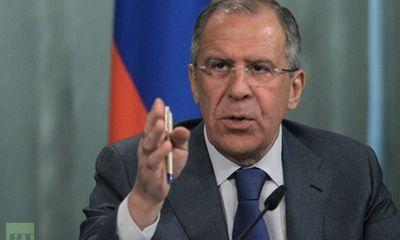 Ngoại trưởng Nga dùng cuộc chiến Gruzia cảnh báo Ukraina
