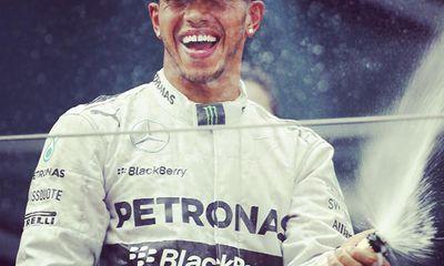 Hamilton và những khoảnh khắc vàng tại đường đua F1 Trung Quốc