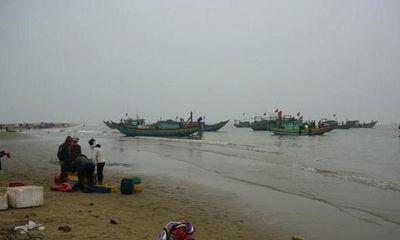 Thanh Hoá: Tìm thấy xác nạn nhân trong vụ lật tàu