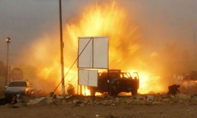 Cận cảnh đánh bom ở Iraq, gần trăm người thương vong