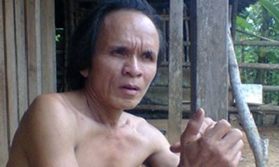 Kỳ lạ người đàn ông 33 năm