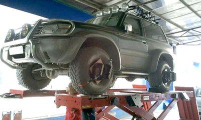 Xe mất lái gây tai nạn và biện pháp phòng tránh về mặt kỹ thuật