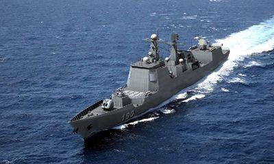 Trung Quốc áp đảo Nhật Bản về số lượng tàu chiến