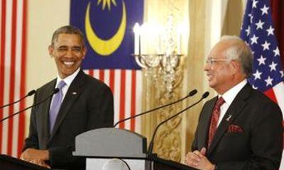 """Malaysia ủng hộ chính sách """"xoay trục"""" của Mỹ"""