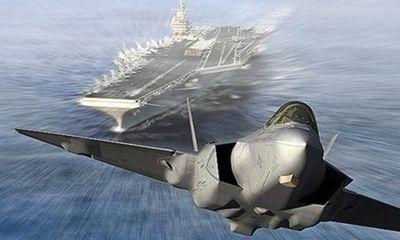 Chiến đấu cơ F-35: Cơn ác mộng của tàu sân bay Liêu Ninh