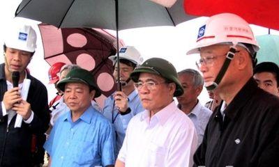 Hà Tĩnh: Chủ tịch Quốc hội kiểm tra tiến độ Dự án Formosa