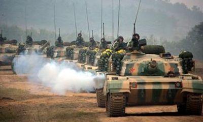 Vì sao Trung Quốc tập trận lớn sát Triều Tiên?