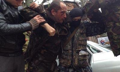 Clip: Trực thăng của quân đội Ukraine bị bắn hạ tại Slavyansk