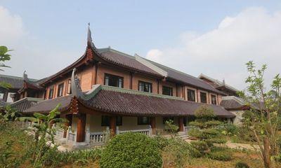 Chiêm ngưỡng nhà khách 5 sao toàn gỗ quý ở chùa Bái Đính