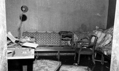 Khám phá hầm trú ẩn của Adolf Hitler những năm cuối đời