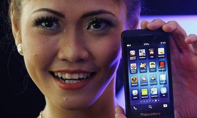 Thật xấu hổ nếu còn dùng BlackBerry Z10