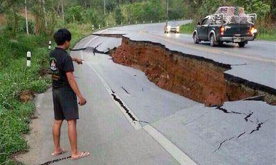 Động đất mạnh rung chuyển Thái Lan và Myanmar