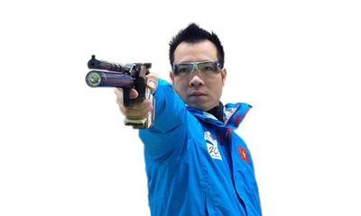 Hoàng Xuân Vinh là xạ thủ số một thế giới