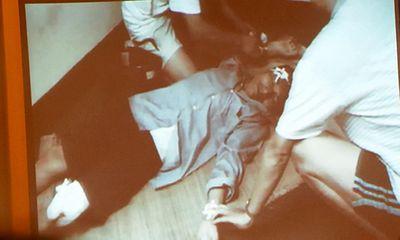 Clip: Thủy thủ Việt Nam bị thương do tàu Trung Quốc tấn công